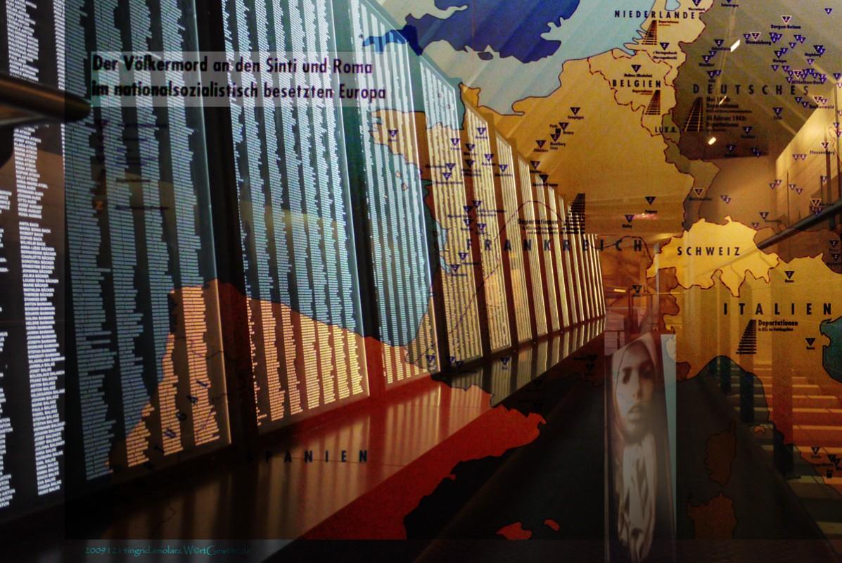 völkermord_Dokumentations- und Kulturzentrum Deutscher Sinti und Roma in Heidelberg