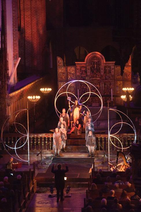 MARIA in 13 Oden_Oratorische Oper_Uraufführung im DOM zu ROSKILDE_20141102_0211