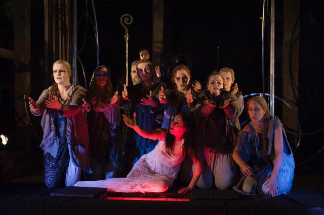 MARIA in 13 Oden_Oratorische Oper_Uraufführung_20141102_33643