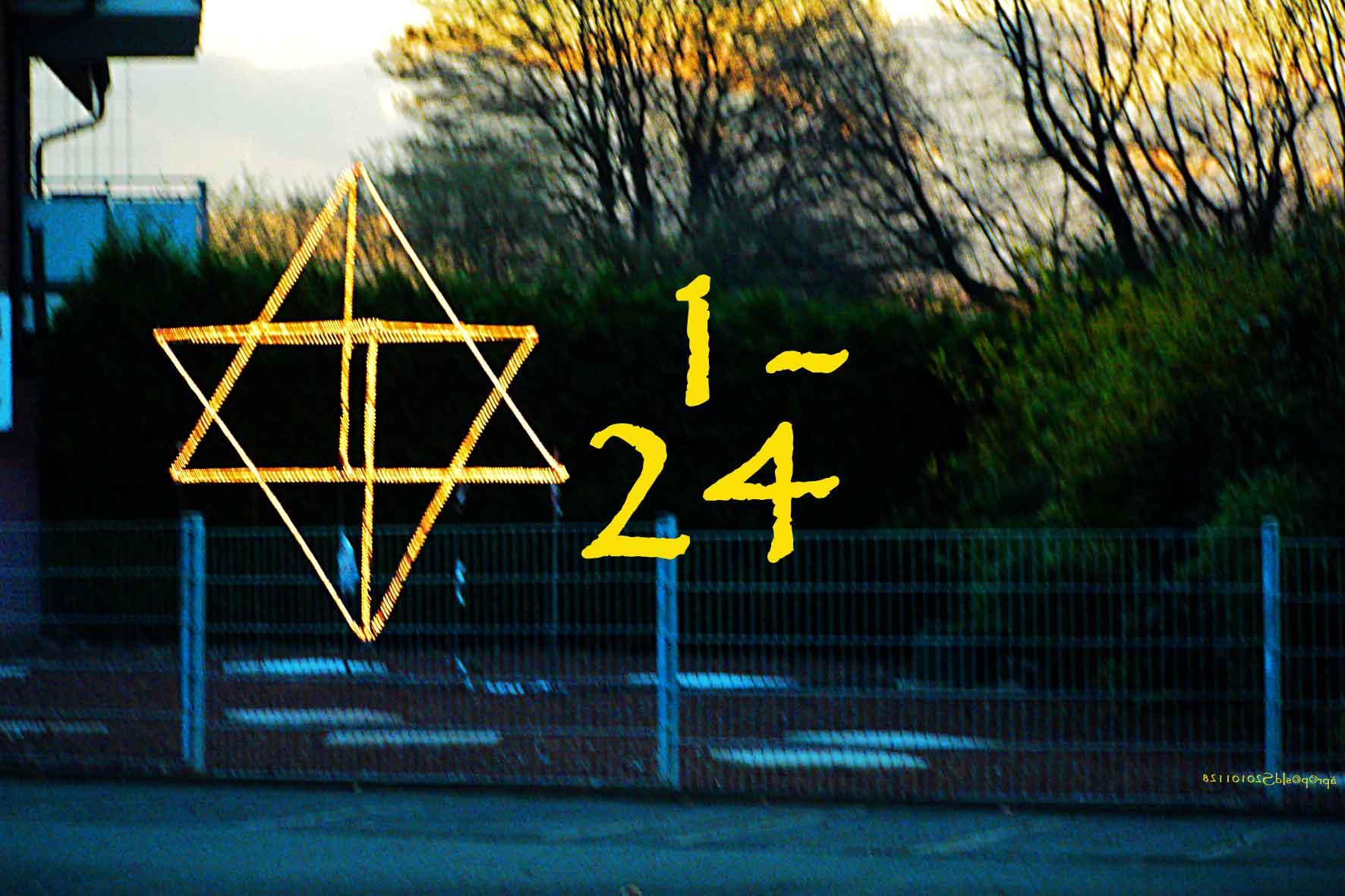 advents-tetraeder_1-24