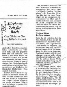 Chur Cölnischer Chor_Geistliches Konzert_20150321_Lutherkirche Bonn_GA-Kritik_0324