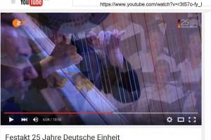 Freiheitssymphonie_20151003_Harfe und Chor