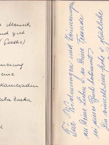 Edel sei der Mensch hilfreich und gut_19620623 - Wien