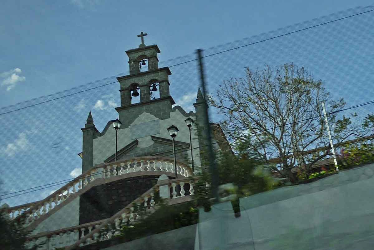 Ruhe-Glocken von Iglesia de San Agustin