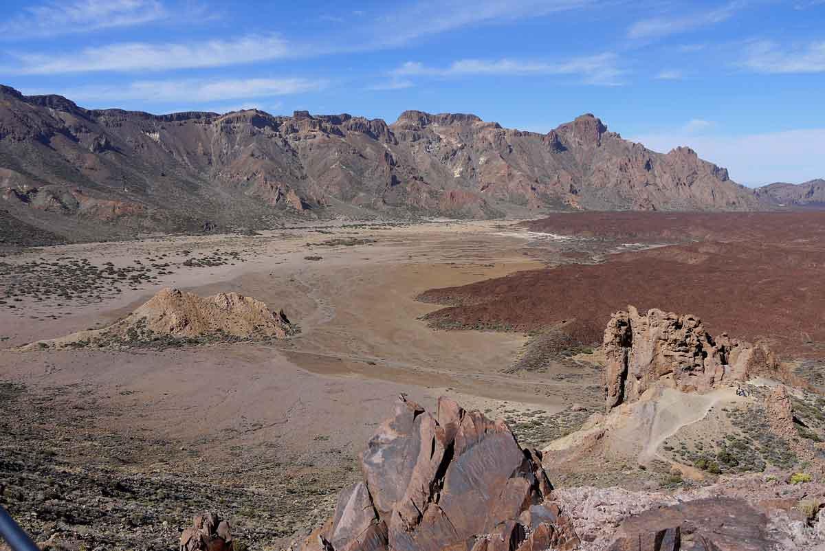 Las Cañadas del Teide National Park