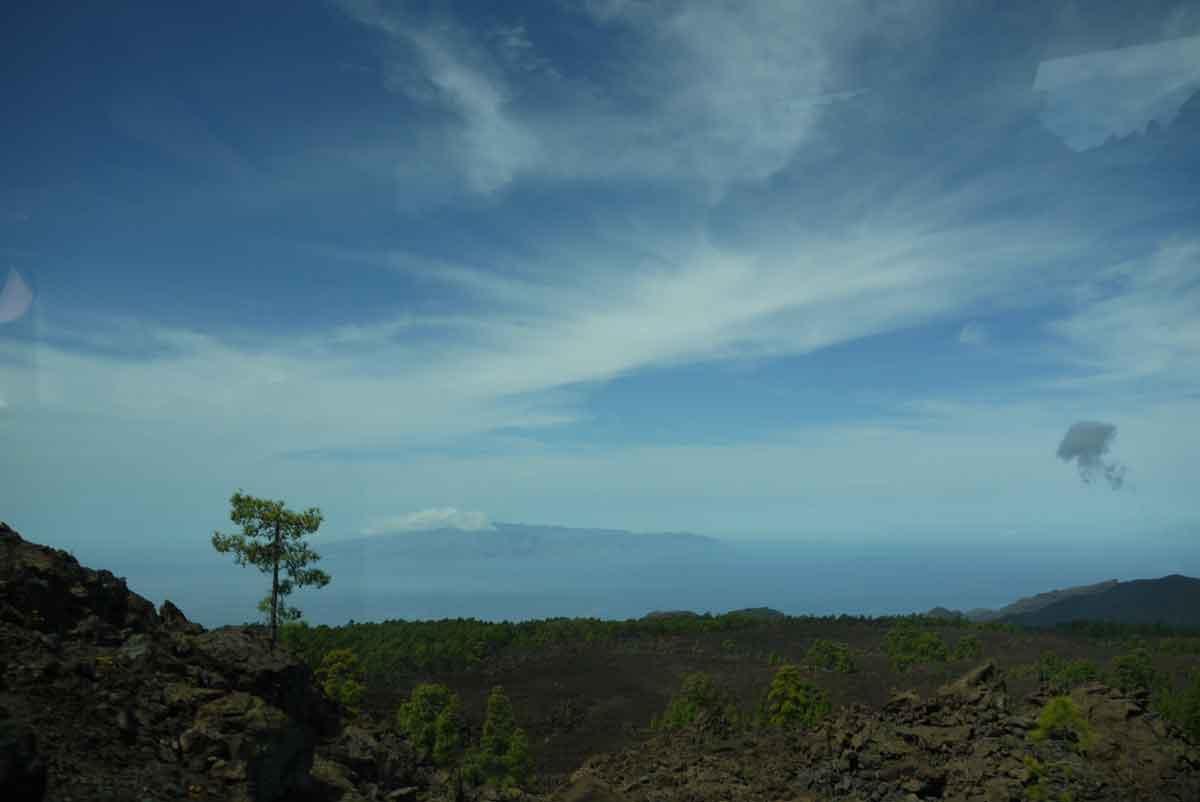 La Gomera mit Sahnehäubchen
