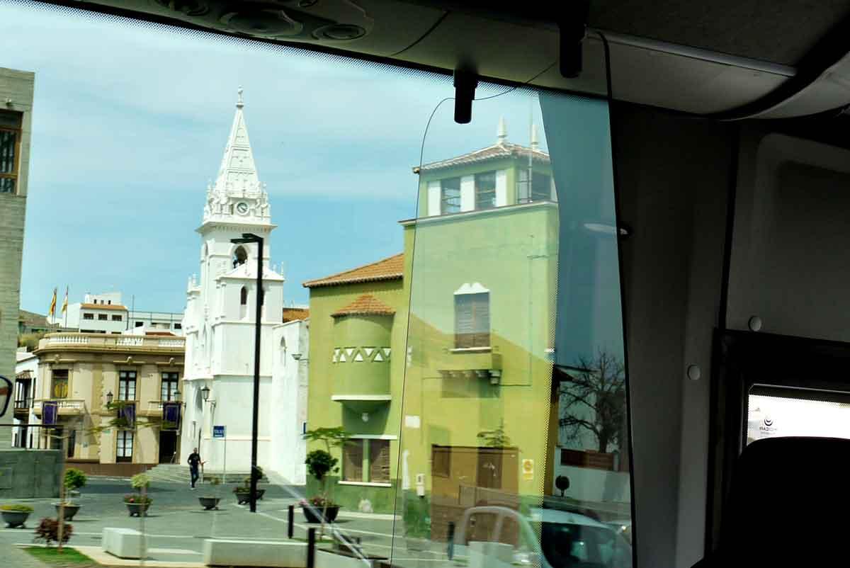 Buenavista - Kirche