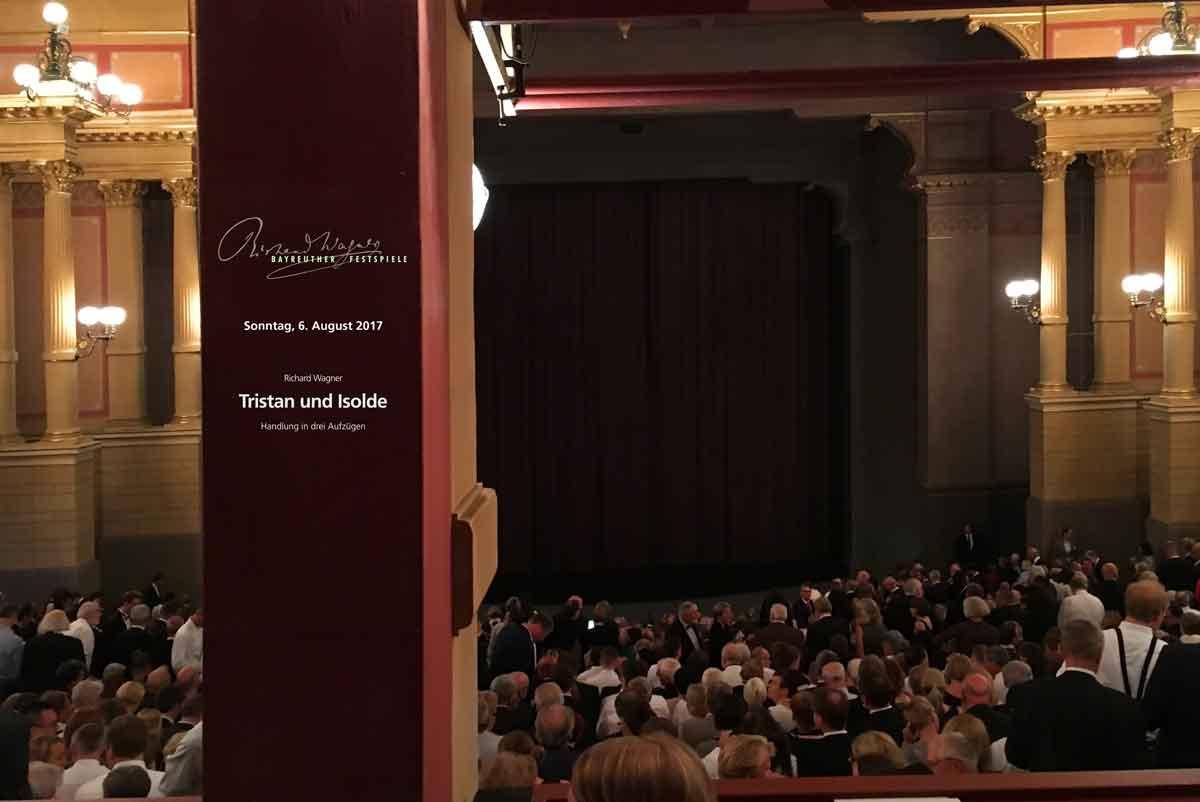 Tristan und Isolde im Bayreuther Festspielhaus_20170806