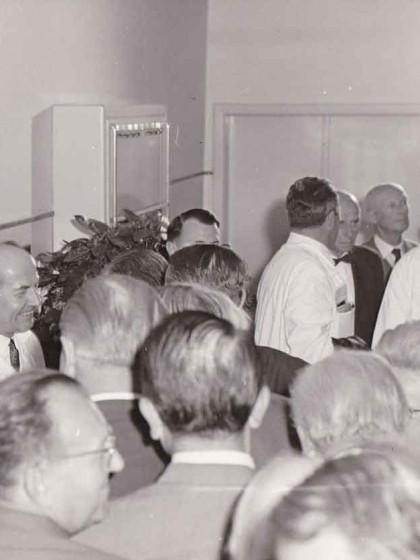 AKH Wien - Antrittsvorlesung Prof. Dr. Fritz Kaindl - Hörsaal_19680507