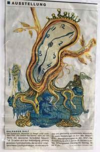 Dalí - Bewegungslosigkeit der Zeit_kunsthalle messmer - Riegel_20180719