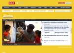 Kinder basteln Gasmasken als Schutz vor Chemiewaffen