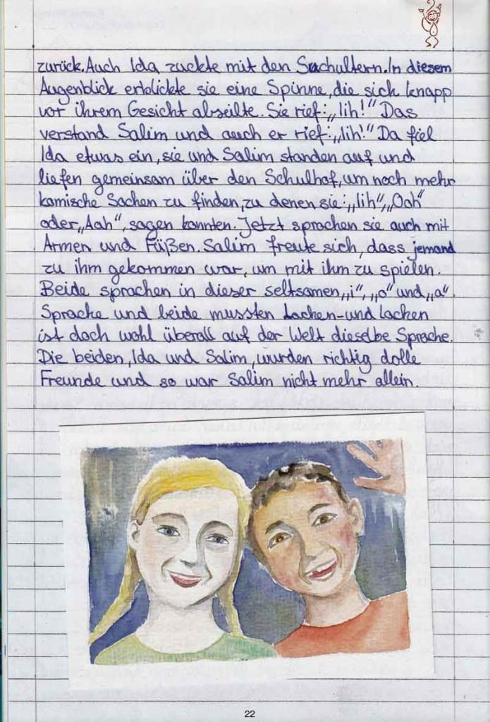 AbraPalabra Nr. 15_1. Platz_Lachen ist dieselbe Sprache_2 von 2_Emma Rump_Engelsbachschule