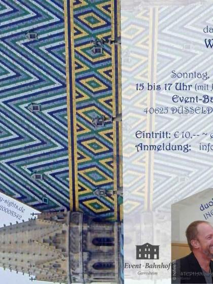 WIENERLIEDER_duoKUNSTgetränke_20190922 im Event-Bahnhof Gerresheim_Düsseldorf